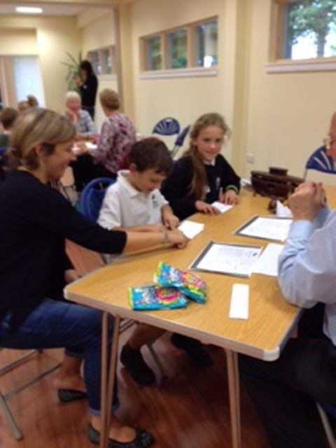 Messy Church Photo