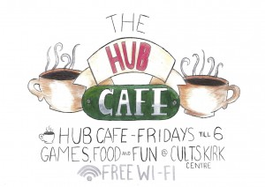 Friday Cafe Poster