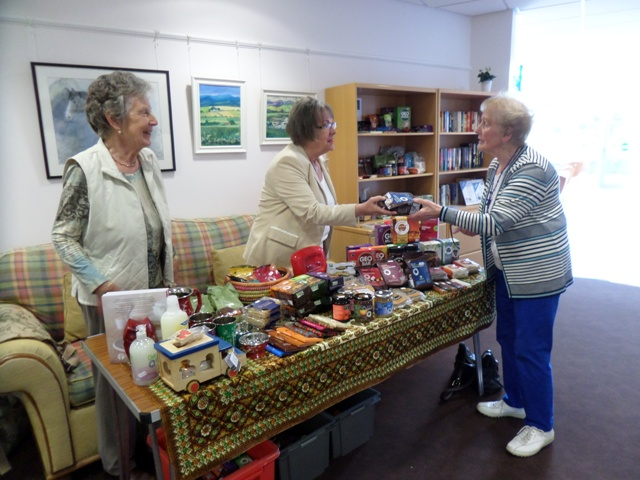 Fairtrade Stall at Kirk Centre