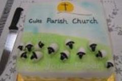 Ewen-10-year Celebration Cake